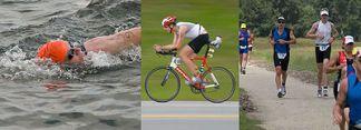 photo of triathlon events