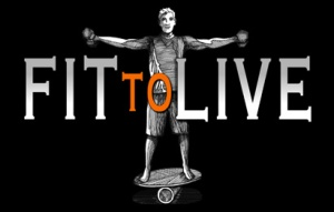 logo of fit to live circuit training