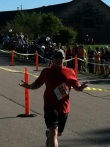 Photo of Michael Daly at Pumpkinman 2011 - run