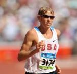 photo of ryan hall marathoner
