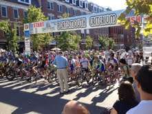 photo of 2012 Portsmouth Crit bike race