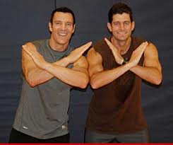 photo of Paul Ryan and Tony Horton